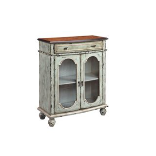 Andria Two Door, One Drawer Accent Cabinet