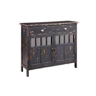 McDonald Two Door, Two Drawer Accent Cabinet