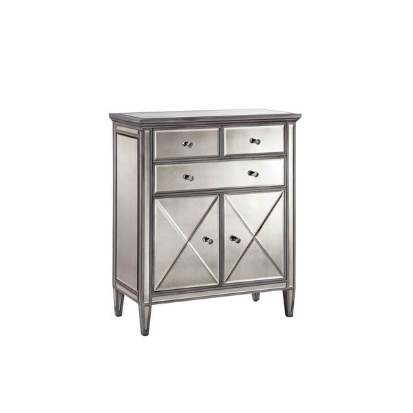 Dana Two Door, Three Drawer Accent Cabinet