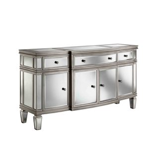 Gabrielle Four Door, Three Drawer Sideboard