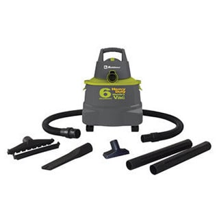 Koblenz 6-gallon Wet/ Dry Canister Vacuum
