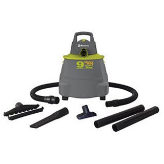 Koblenz 9-gallon Wet/Dry Canister Vacuum