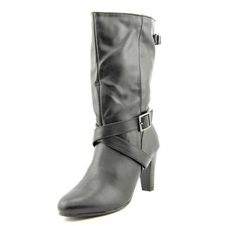 Karen Scott Women's 'Violett' Faux Leather Boots