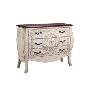Fiona Three Drawer Accent Chest