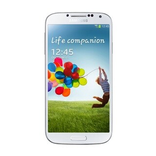 Samsung Galaxy S4 I545 16GB Unlocked GSM / Verizon 4G LTE Cell Phone - White
