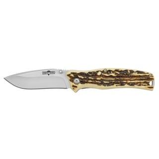 Camillus Western Pronto Titanium Bonded Folding Knife