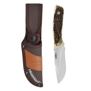 Camillus Western Cross Trail Ti Bonded Fixed Blade Knife