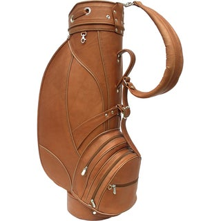 Piel Leather Deluxe 9 inch Golf Bag (2 options available)