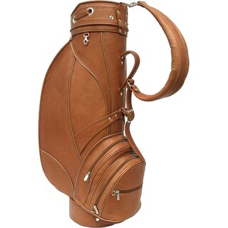 Piel Leather Deluxe 9 inch Golf Bag