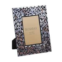 Bombay Glass Mosaic 10-inch Frame