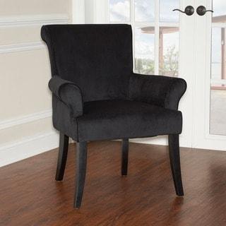 Linon Vera Chair - Black