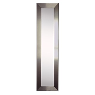 American Made Rayne Silver Petite Mirror Panel