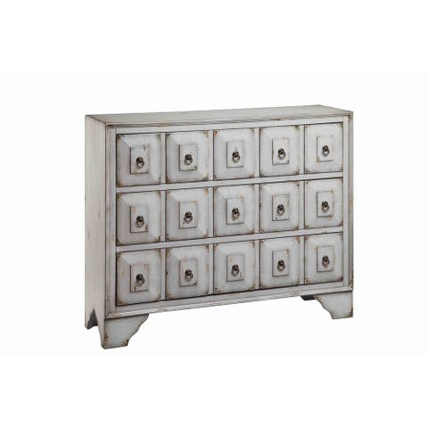 Mohala Three Drawer Chest