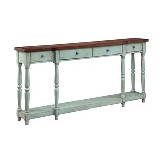 Simpson Four Drawer Console