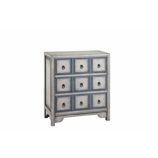 Adley Three Drawer Accent Chest