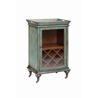 Gemma One Door Wine Cabinet