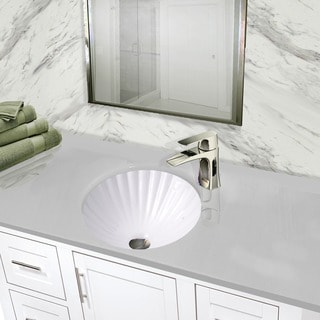 Undermount Bathroom Sinks Shop The Best Deals For May 2017