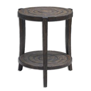 Pias Rustic Accent Table