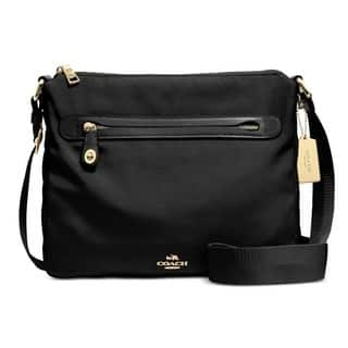 Coach Nylon Crossbody|https://ak1.ostkcdn.com/images/products/11017508/P18034216.jpg?impolicy=medium