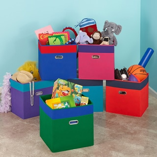 RiverRidge Kids 16 x 16-inch Jumbo Floor Bin