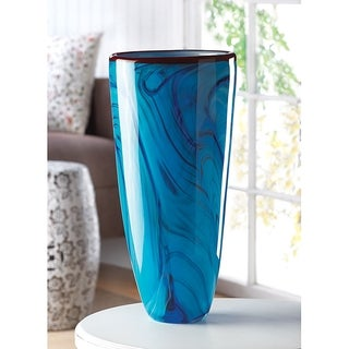 Atlantic Art Glass Vase