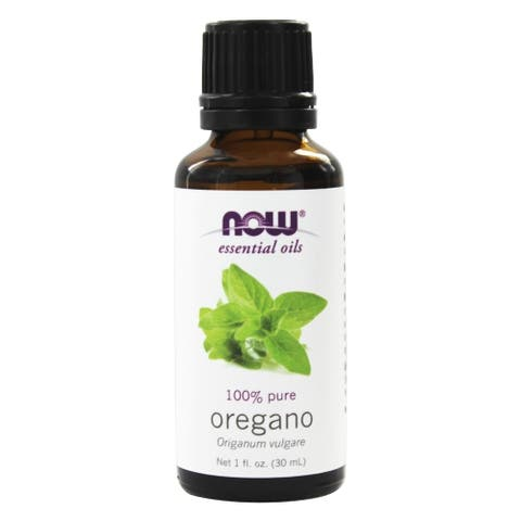 Now Foods Oregano 1-ounce Essential Oil