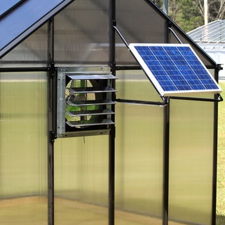 Monticello Solar Powered Ventilation System