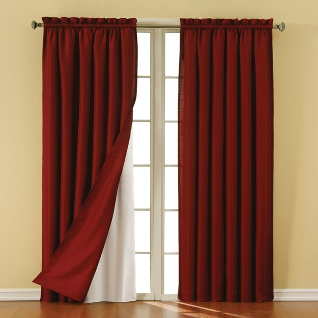 Eclipse Thermaliner Curtain Liner Pair 54 x 60