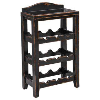 Halton Wine Rack Table