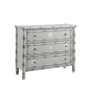 Kampos Gray-blue Accent Chest