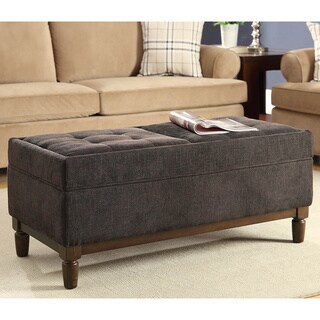 Convenience Concepts Designs4Comfort Sutton Place Ottoman