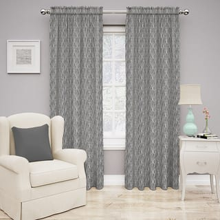 Traditions By Waverly Strands Curtain Panel