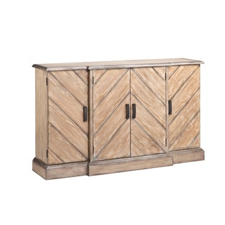 Raymond Oatmeal Accent Console