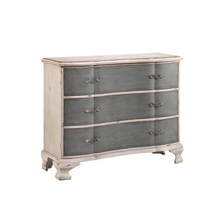 Bedale White Accent Cabinet