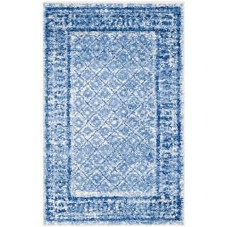 Safavieh Adirondack Silver/ Blue Rug (2'6 x 4')