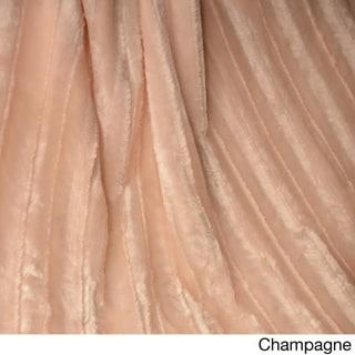 Anna Ricci Faux Fur Soft Throw