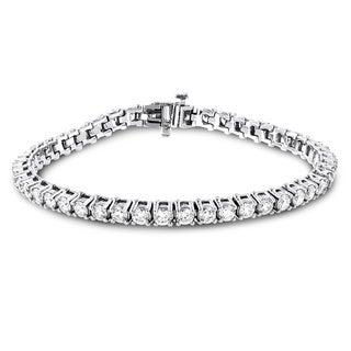 Luxurman 18k Gold 6 3/4ct TDW Diamond Inline Round Tennis Bracelet|https://ak1.ostkcdn.com/images/products/11020237/P18036530.jpg?_ostk_perf_=percv&impolicy=medium