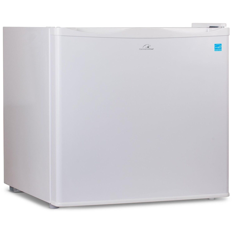 Westinghouse 1.2 Cu. Ft. Upright Compact Freezer, White