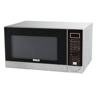 RCA Stainless Steel Microwave with Grill Function