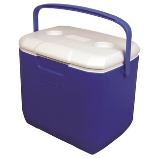 Link to Coleman Blue 30-quart Cooler Similar Items in Camping & Hiking Gear