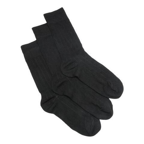 Florence Mens Extra Soft Modal Textured Dress Socks
