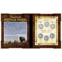 American Coin Treasures Legend of the Buffalo Nickel
