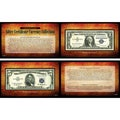 American Coin Treasures Silver Certificate Currency Collection