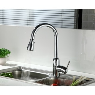 BIDET4ME KM-07E Kitchen Sink Faucet Pull Down/Out 2 Functions Spray Mixer Tap (Lead Free)