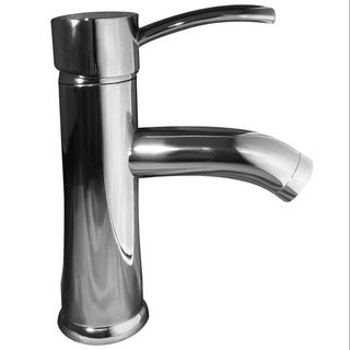 BIDET4ME, BM-8246, Contemporary Chrome Single Handle Vessel Sink Bathroom Faucet