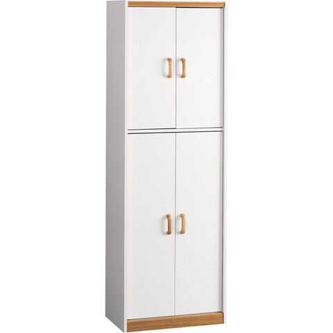 Ameriwood Home Deluxe 72-inch Kitchen Pantry Cabinet - N/A