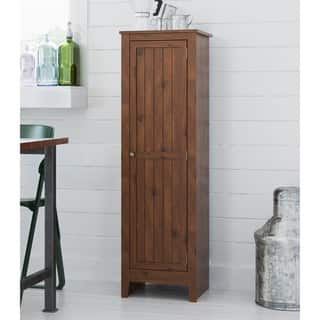 SystemBuild Single-door Storage Pantry Cabinet|https://ak1.ostkcdn.com/images/products/11020933/P18037047.jpg?impolicy=medium