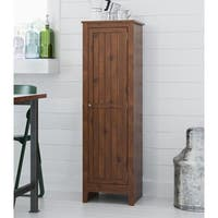 SystemBuild Single-door Storage Pantry Cabinet - N/A