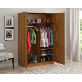 Altra SystemBuild 48-inch Wardrobe Storage Closet