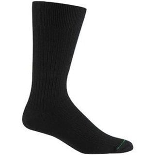 Burlington Men's Interwoven Cotton Crew Socks (3 Pairs)